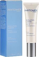 Parfums et Produits cosmétiques Sérum éclaircissant au sel marin pour visage - Phytomer White Lumination Spot Correction Brightening Serum