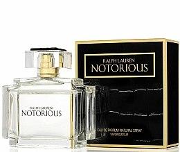 Parfums et Produits cosmétiques Ralph Lauren Notorious - Eau de Parfum
