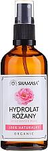 Parfums et Produits cosmétiques Hydrolat de rose de Damas 100% naturel - Shamasa Rose Water