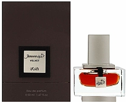 Parfums et Produits cosmétiques Rasasi Junoon Velvet Pour Homme - Eau de Parfum