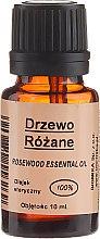 Parfums et Produits cosmétiques Huile essentielle de palissandre 100% naturelle - Biomika Oil Rosewood