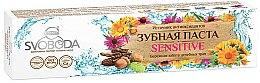 """Parfums et Produits cosmétiques Dentifrice """"Sensitive"""" - Svoboda"""