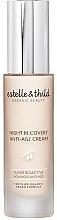 Parfums et Produits cosmétiques Crème de nuit réparatrice à l'extrait de feuille de ronce - Estelle & Thild Super Bioactive Night Recovery Anti Age Cream