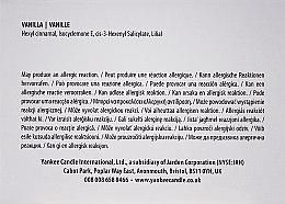 Bougies chauffe-plats parfumées Vanille - Yankee Candle Scented Tea Light Candles Vanilla — Photo N2