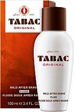 Parfums et Produits cosmétiques Maurer & Wirtz Tabac Original Mild After Shave Fluid - Fluide doux après-rasage