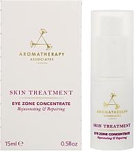 Parfums et Produits cosmétiques Concentré à l'huile de rose pour contour des yeux - Aromatherapy Associates Skin Treatment Eye Zone Concentrate
