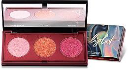 Parfums et Produits cosmétiques Palette de fards à paupières - Nabla Glimmer Light Multi-Reflective Illuminating Pallette