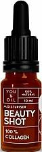Sérum au collagène pour visage - You & Oil Beauty Shot 100 % Collagen — Photo N1