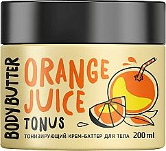 Parfums et Produits cosmétiques Crème-beurre pour corps, Orange - MonoLove Bio Orange Juice Body Butter