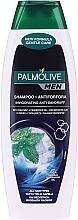 Parfums et Produits cosmétiques Shampooing au bois de cèdre et menthe sauvage - Palmolive Men Invigorating Shampoo
