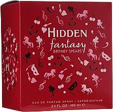 Parfums et Produits cosmétiques Britney Spears Hidden Fantasy - Eau de Parfum