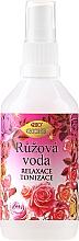 Parfums et Produits cosmétiques Eau de rose en spray relaxante et tonifiante - Bione Cosmetics Rose Spray