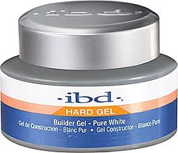 Parfums et Produits cosmétiques Gel de construction blanc pur - IBD Builder Gel Pure White