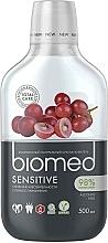 Parfums et Produits cosmétiques Bain de bouche antibactérien, Raisins - Biomed Sensitive
