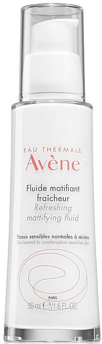 Fluide matifiant à l'extrait de cassis pour visage - Avene Refreshing Mattifying Fluid