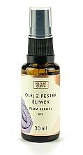 Parfums et Produits cosmétiques Huile de graines de prune pour cheveux - Nature Queen Plum Kernel Oil