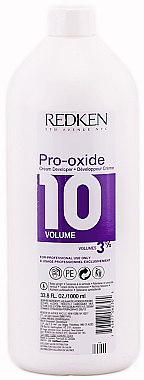 Crème révélateur 3% - Redken Pro-Oxide 10 vol. 3% — Photo N1