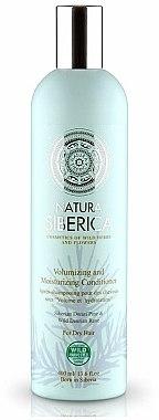 Après-shampooing à l'extrait de pin et rose sauvage - Natura Siberica — Photo N1