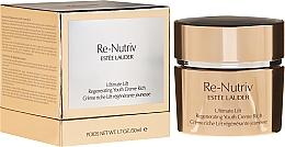 Parfums et Produits cosmétiques Crème à l'Or et extrait d'algues pour visage - Estee Lauder Ultimate Lift Regenerating Youth Creme Rich