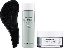 Parfums et Produits cosmétiques Coffret cadeau - Fanola No More (shm/250ml + mask/200ml + brush)
