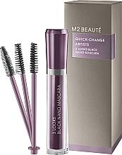Parfums et Produits cosmétiques Mascara - M2Beaute Quick-Change Artists 3 Look Black Nano Mascara