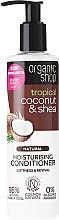Parfums et Produits cosmétiques Après-shampooing à la noix de coco et beurre de karité - Organic Shop Coconut And Shea Conditioner