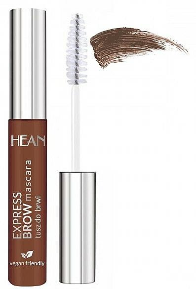 Mascara sourcils - Hean Express Brown Mascara
