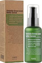 Parfums et Produits cosmétiques Sérum à l'extrait d'herbe du tigre pour visage - Purito Centella Green Level Buffet Serum