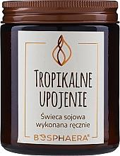 Parfums et Produits cosmétiques Bougie parfumée de soja - Bosphaera Tropical Intoxication Candle