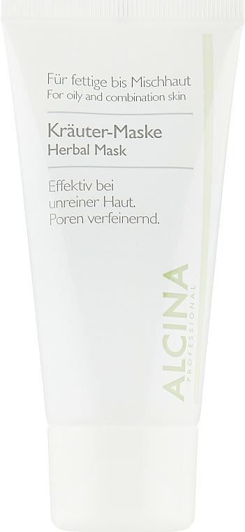 Masque à l'huile de lavande pour visage - Alcina Herbal Mask — Photo N3