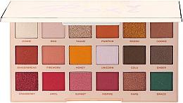 Parfums et Produits cosmétiques Palette d'ombres à paupières - Makeup Revolution X Roxxsaurus Roxi Eye Shadow Palette