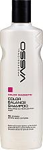 Parfums et Produits cosmétiques Shampooing aux protéines de soie - Vasso Professional Color Balance Shampoo