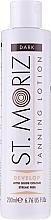 Parfums et Produits cosmétiques Baume bronzant (foncé) - St.Moriz Instant Self Tanning Lotion Dark