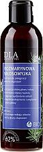Parfums et Produits cosmétiques Shampoing anti-pelliculaire au romarin - DLA