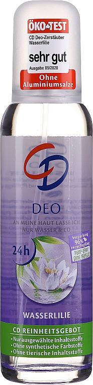 Déodorant spray à l'extrait de nénuphar - CD Deo