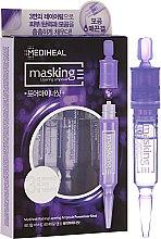Parfums et Produits cosmétiques Ampoules soin des pores pour visage - Mediheal Masking Layering Ampoule Poreminor Shot