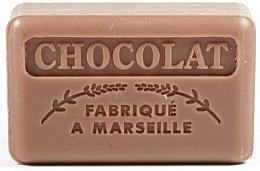 Parfums et Produits cosmétiques Savon végétal de Marseille, Chocolat - Foufour Savonnette Marseillaise Chocolat