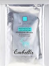 Parfums et Produits cosmétiques Sels de bain au lactosérum de lait de chèvre - La Chevre Embellir Regenerative Whey Bath Additive