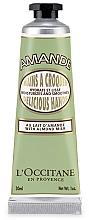 Parfums et Produits cosmétiques Crème au lait d'amande pour mains - L'Occitane Almond Delicious Hands Cream