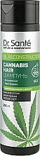 Parfums et Produits cosmétiques Shampooing à l'huile de chanvre - Dr. Sante Cannabis Hair Shampoo
