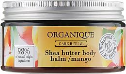 Parfums et Produits cosmétiques Baume au beurre de karité pour corps, Mangue - Organique Shea Butter Body Balm Mango