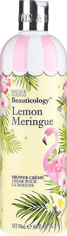Crème de douche, Citron et Meringue - Baylis & Harding