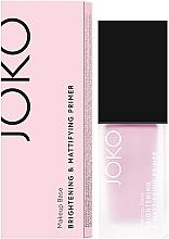 Parfums et Produits cosmétiques Base éclaircissante et matifiante pour visage - Joko Brightening & Mattifying Primer