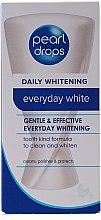Parfums et Produits cosmétiques Dentifrice blanchissant pour dents sensibles à usage quotidien - Pearl Drops Everyday White