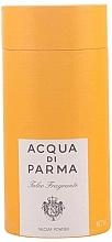 Parfums et Produits cosmétiques Acqua di Parma Colonia Assoluta - Talc en poudre