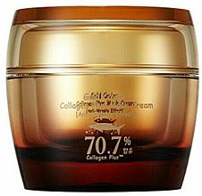 Parfums et Produits cosmétiques Crème-masque au collagène à l'extrait de caviar pour visage - SkinFood Gold Caviar Collagen Plus Mask Cream