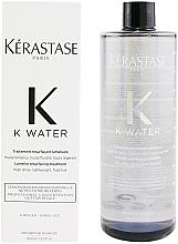 Parfums et Produits cosmétiques Traitement lamellaire pour cheveux - Kerastase K Water Lamellar Hair Treatment