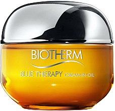 Parfums et Produits cosmétiques Crème à la glycérine pour visage - Biotherm Blue Therapy Cream-in-Oil