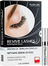 Parfums et Produits cosmétiques Sérum de croissance pour cils - Floslek Revive Lashes Eyelash Enhancing Serum