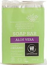 Parfums et Produits cosmétiques Savon régénérant bio à l'aloe vera - Urtekram Regenerating Aloe Vera Soap
